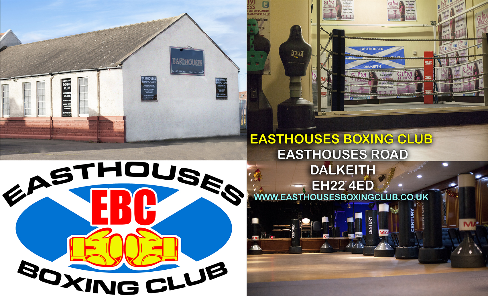 Easthouses Boxing Club & Gym